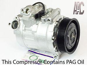 BMW 2006-2010 M5/M6; 2008-2012 M3; 09-2011 Z4; 2008 528 (3.0L) AC COMPRESSOR.
