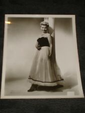 Marge Brenton Singer Comedienne -  B&W publicity photo late 40's early 50's
