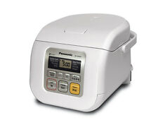 *NEW* PANASONIC SR-CM051 1-3 Cup Mini Fuzzy Logic Warm Jar Rice Cooker 220-240V