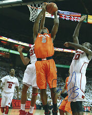 CJ FAIR SIGNED AUTO AUTOGRAPH 8X10 PHOTO SYRACUSE ORANGE SU ORANGEMEN CUSE ACC
