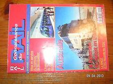 .. Connaissance du Rail n°228 Tramway Montpellier Records TGV Australie Bernina