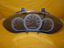 08 Impreza Speedometer Instrument Cluster Dash Panel Gauges 150,502