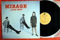 MIRAGE JACK MIX HOUSE ELECTRONIC DISCO EXYU LP N/MINT