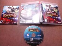 Sony PlayStation 3 PS3 CIB Complete Tested Dynasty Warriors 6 Empires Ships Fast