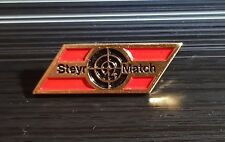 Steyr Anstecknadel Traktor 9000 Maße 24x18mm