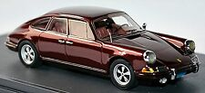 Porsche 911 Troutman & Barnes 911 Sedan 1972 rouge rouge métallisé 1:43