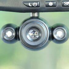 "Official HD Mirror Cam – 2.5"" inch LCD Car DVR 350° HD Dash Cam Recorder Night A"