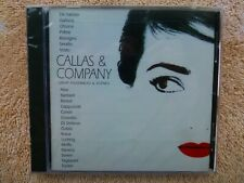 Callas & Company (CD, Nov-1996, EMI Music Distribution) -  NEW / SEALED