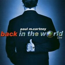 Paul Mc Cartney: Back In The World live - box 2 CD