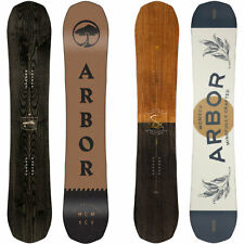 Arbor Élément Rocker Homme Snowboard Tous Mountain Freestyle Bois 2020-2021 Neuf