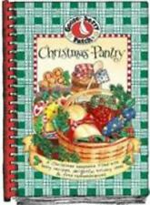 Gooseberry Patch Christmas Pantry Cookbook Hardcover BOOK