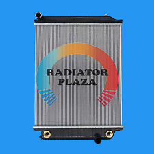 """HD Radiator Assembly For Freightliner 08-13 B2 07-09 11 13  S2 2"""" Inlet Outlet"""