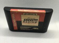 Mario Andretti Racing - Cart Only - Sega Genesis