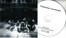 THE GLOAMING Live At The NCH 2018 UK 6-trk promo test CD