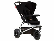 Mountain Buggy 2015 Swift 3.0 Stroller in Black New! Free Shipping! Open Box!!