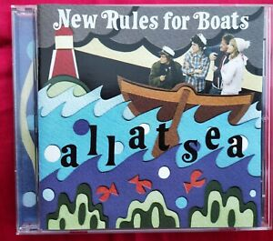JimNew Rules For Boats - All at sea CD 2005 6 track album