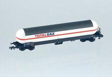 LS Models 60140 SNCF 4achs Kesselwagen Uas TOTAL GAZ weiß/orange Ep4-5 NEU+OVP