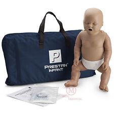 Prestan INFANT CPR Manikin, Dark Tone PP-IM-100-DS CPR/AED training mannequin