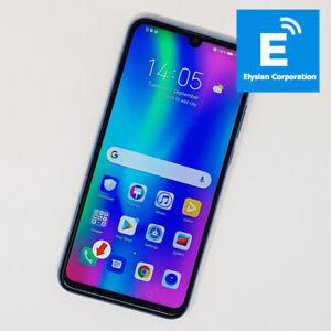 "Honor 10 Lite 6.21"" 13MP 4G - Smartphone - Blue - Unlocked - Grade D #2536"