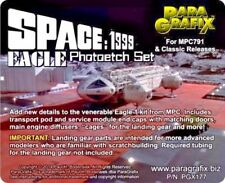 ParaGrafix PGX177 1/72 Space: 1999 Eagle Photoetch Set  ** UK STOCK **