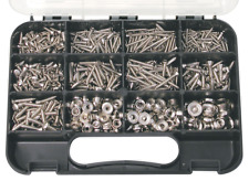 GJ Works Grab Kit 810 piece CSK Phil Raised Head Self Tapping Screws kit Gka810