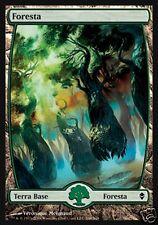 MAGIC FORESTA - FOREST 248 ZENDIKAR FULL ART