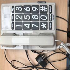 Vaste Telefoon Voor Slechtzienden/ Slechthorende Met Grote Toetsen