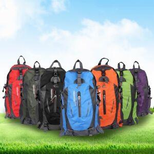 30L Waterproof Backpack Rucksack Hiking Camping Trekking Bag Travel Bag Day Pack