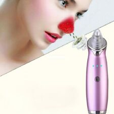 New Electric Facial Pore Blackhead Clean Acne Suction Remover Beauty Instrument