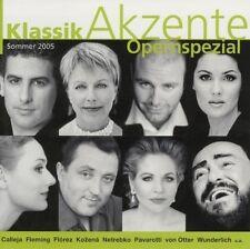 Klassik Akzente Opernspezial (2005, Universal) Joseph Calleja, Anna Netre.. [CD]