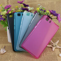 Soft Pudding TPU Gel Silicone Cover Case for Elephone / Doogee / Xiaomi Phones