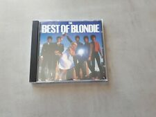 CD Best of BLONDIE - 14 Titres dont : Heart of glass - Call me - Atomic - Sunday