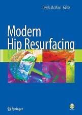 NEW Modern Hip Resurfacing