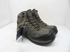 Wolverine Men's Mid-Cut Fletcher Wp CarbonMax Hiking Boot Grey Size 10Ew