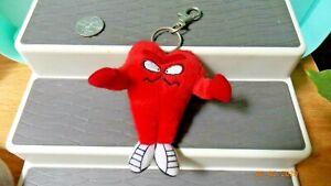 Gossomer Plush Keychain