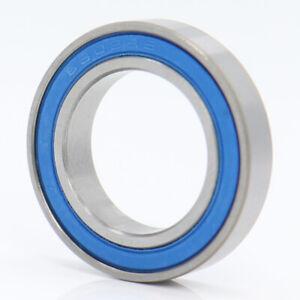 6802RS (15x24x5mm) Hybrid Ceramic Bearing Rubber Shielded Si3N4 Ball Bearings