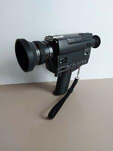 VINTAGE SANKYO XL- 600S SOUND VIDEO CAMERA. FULLY WORKING, PLUS LOCKABLE CASE.