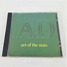 AD / Kerry Livgren - Art of the State CD - Numavox