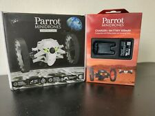 Parrot Mini Drone Jumping Sumo - White With Extras
