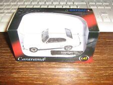 Cararama Fundido Cast- Ford Capri en Blanco - 1:43
