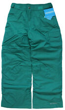 Columbia Youth Girl L 14-16 Starchaser Peak II Winter Snowpant Emerald Green