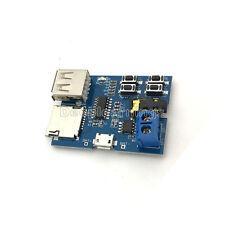 MP3 Format U Disk TF Card decoder board module amplifier decoding audio Player s