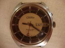 Automatic USSR Watch Slava 27 Jewels day date