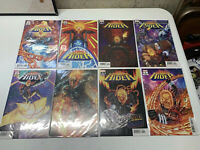 Cosmic Ghost Rider #1-5 First Prints NM Donny Cates 8x Set Lot Extras N Variant