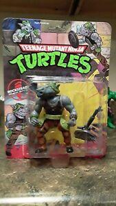 Teenage Mutant Ninja Turtles Rocksteady action figure 10 Pack