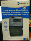 NEW!! Intermatic DT101 24 Hour Dial Digital Electronic Controls.  photo