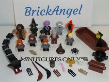 NEW LEGO 75954 Harry Potter Great Hall *MINI FIGURES ONLY* Dumbledore Fawkes