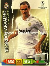 Panini Adrenalyn XL Champions League 14//15-183-ricardo carvalho-base Card