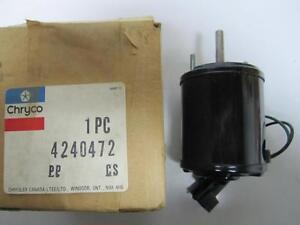 82-85 Chrysler Dodge Plymouth Heater Blower Motor NOS 4240472