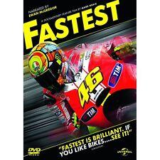 FASTEST DVD new R4 - Valentino Rossi, Jorgë Lorenzo, Ben Spies